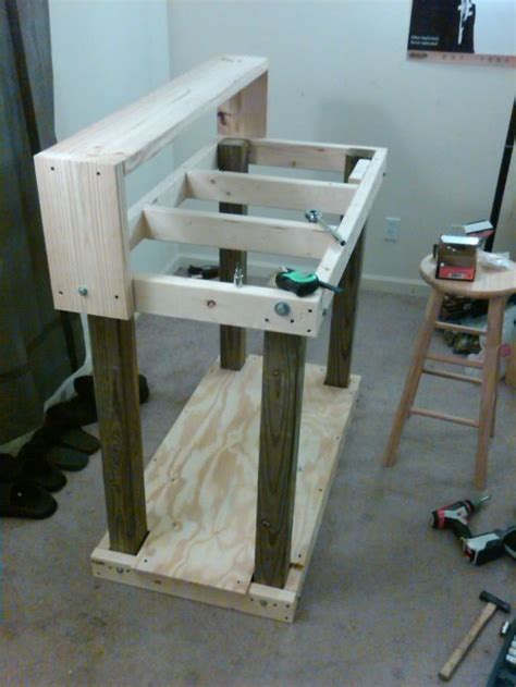 diy reloading bench plans pin by heather demers on organization pinterest