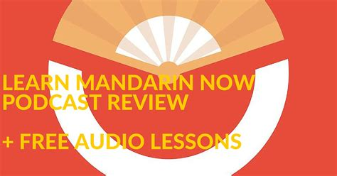 Learn Mandarin From Podcasts by Sensible How To Speak How To Write In