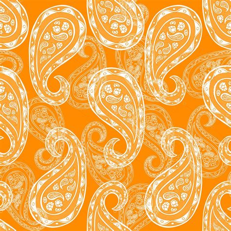paisley pattern wallpaper vector abstract paisley background fashion seamless pattern