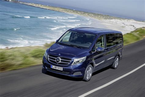 mercedes benz 2015 mercedes benz v class the best mpv