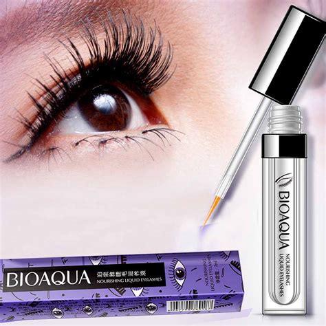 eyes bioaqua eyelashes growth nourishing liquid natural longer eyebrow enhancer eyelashes