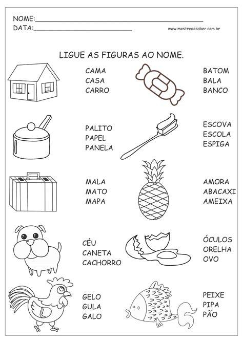 atividades para imprimir 30 atividades de portugu 234 s 1 ano mestre do saber