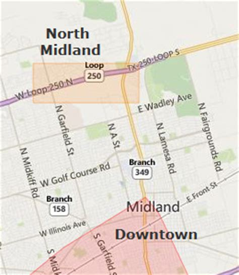 map of midland texas and surrounding areas midland texas hotels motels see all discounts