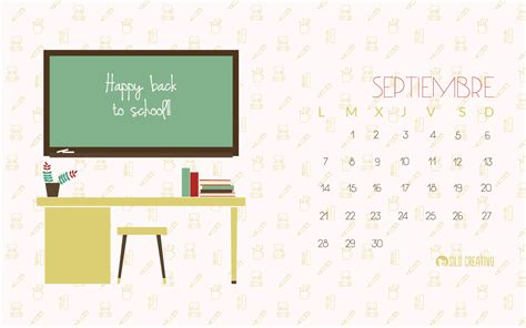 Calendario De Septiembre 2015 Calendario Descargable Septiembre 2015 Silo Creativo