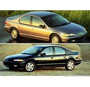 Car Of The Year Flops  1995 Chrysler Cirrus/Dodge Stratus