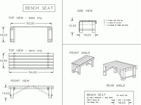 plans to build a bench seat 187 outdoor bench seat plans freefreewoodplans