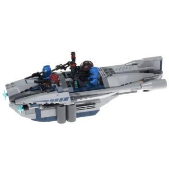 Lego 8128 Wars Cad Banes Speeder lego wars 8128 cad bane s speeder decotoys