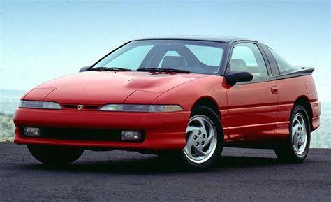 old parked cars 1990 eagle talon tsi cool awd sedans autos post