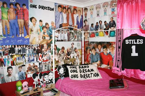 one direction room decor the one direction rooms for your tween