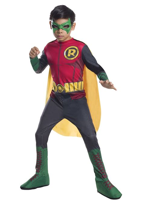 robin costume dc comics child robin costume