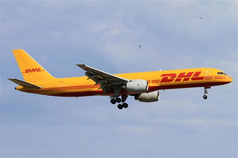 dhl launches new air freight service for emergency logistics