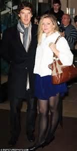 benedict cumberbatch has a girlfriend nooooo image gallery olivia poulet benedict