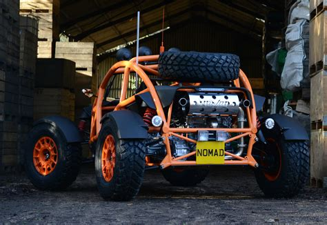 nomad off road ariel nomad off road dune buggy unveiled