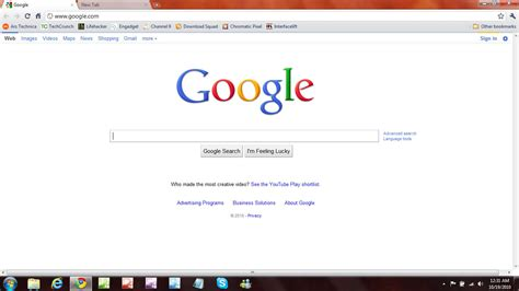 www google commed google testing out a sexier top nav bar pics techcrunch