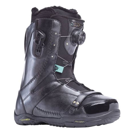 k2 sapera boa womens snowboard boots 2014 black