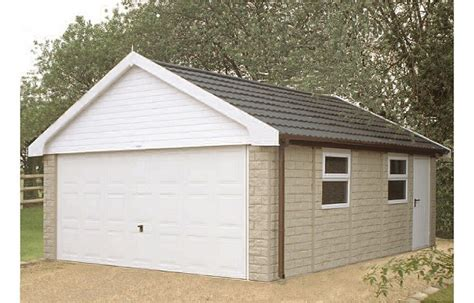 Garage Uk Precast Concrete Buildings Precast Garages And Workshops