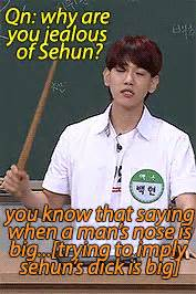lee seung gi on knowing brother exo variety show tumblr