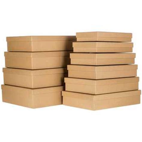 Hobby Lobby Gift Card Box - kraft nested rectangle box set hobby lobby 457150