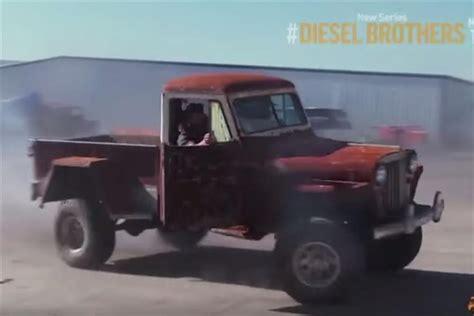 diesel brothers reviews diesel brothers season 1 release date news reviews