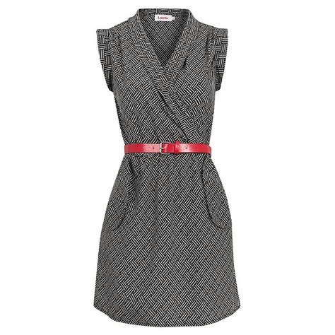 belted wrap dress by s notonthehighstreet