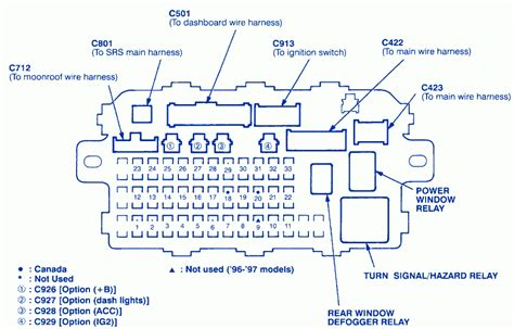 wiring diagram for 2001 honda civic wiring diagram for