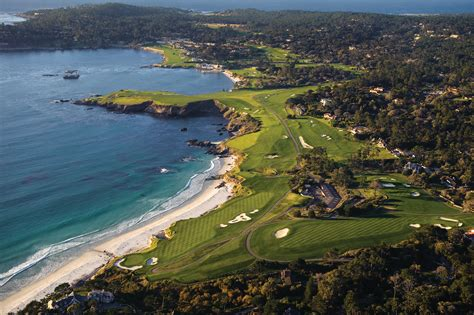 pebble beach pebble beach rarely short on excitement golfweek