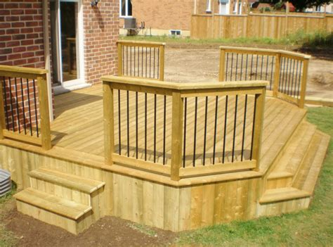 canadian decking options from ipe to aluminum eieihome