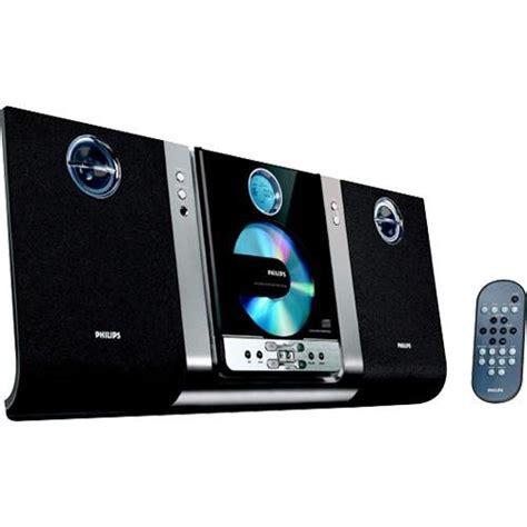 Kulkas Panasonic Flat Design philips mc235b flat wall mountable micro shelf system black sale store