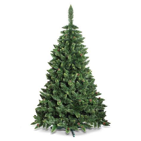120cm k 252 nstlicher weihnachtsbaum kiefer natur gr 220 n