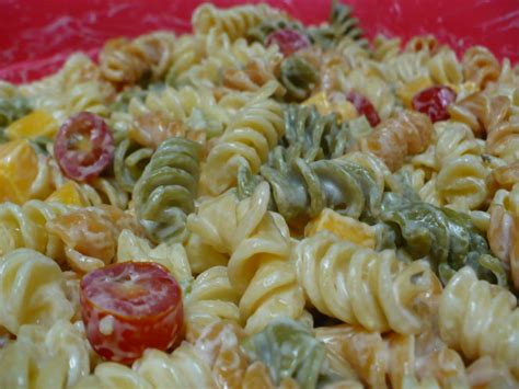 pasta salad recipes easy super easy pasta salad recipe food com