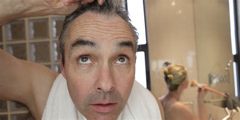 a man balding at the crownwhat is the best hair style for what hair loss really means for your health huffpost