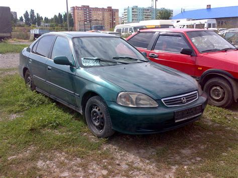 1999 Honda Civic For Sale by 1999 Honda Civic For Sale 1600cc Gasoline Ff