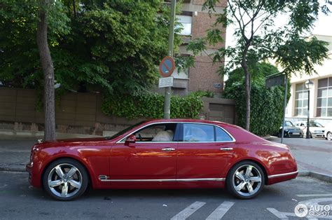 bentley mulsanne speed orange bentley mulsanne speed 2015 17 june 2015 autogespot