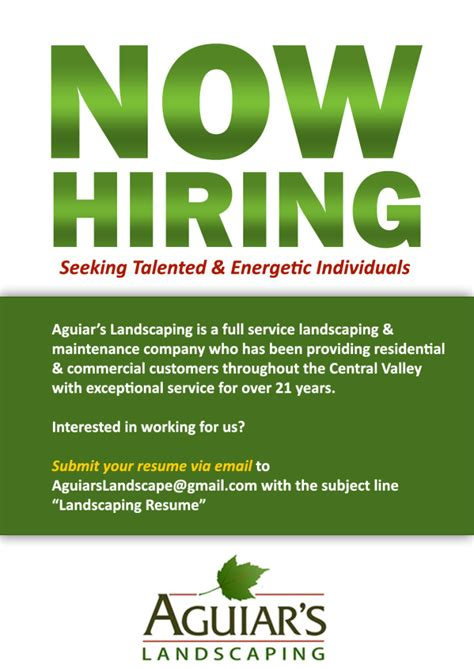 landscaping companies hiring 28 images 5 things to