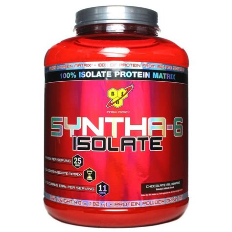 supplement syntha 6 bsn syntha 6 review