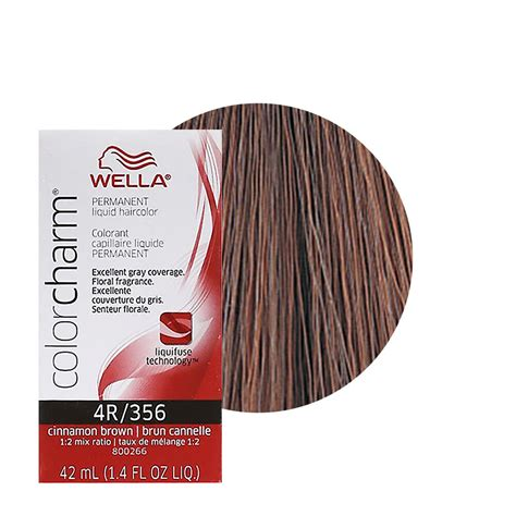 4r hair color wella color charm permament liquid hair color 42ml