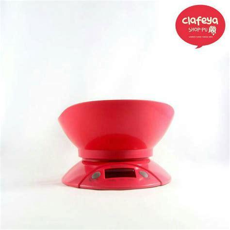 timbangan digital kue weston 5 kg warna warni