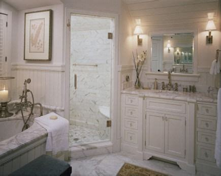 beautiful cabinets and carrara marble on pinterest marble bathroom carrara marble bathroom with white