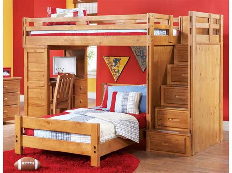 Bedroom How To Build A Loft Bed With Desk Underneath Bunk Bed With Desk Underneath