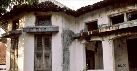 rumah pocong sumi  kotagede cagar budaya  angker