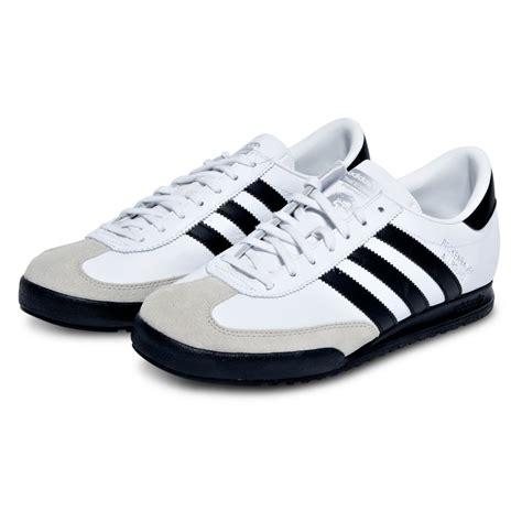 Harga Adidas Beckenbauer buy adidas beckenbauer trainer size9 5 white02 at www