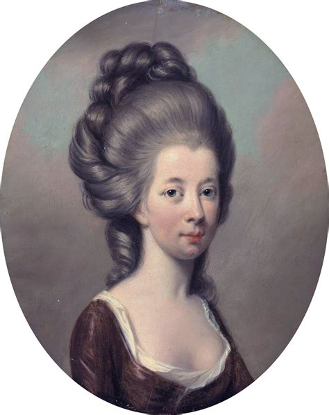 hair 1740s file emilia olivia st george the duchess of leinster by