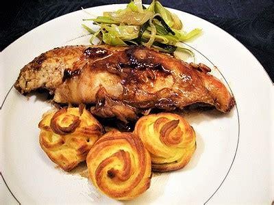 cuisine chapon roti chapon r 244 ti la recette facile par toqu 233 s 2 cuisine
