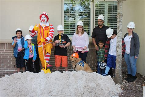 the ronald mcdonald house expansion underway for ronald mcdonald house the resident community news group inc