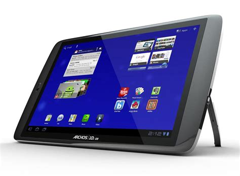 android tablet archos g9 android tablet series gadgetsin