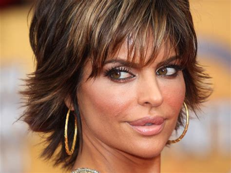 is lisa rinnas hair thick lisa rinna hair cut instructions 25 breathtaking lisa