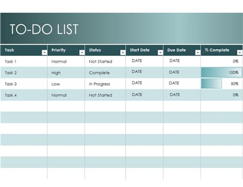 Office To Do List Template Excel World Of Exle Easy Roster Template