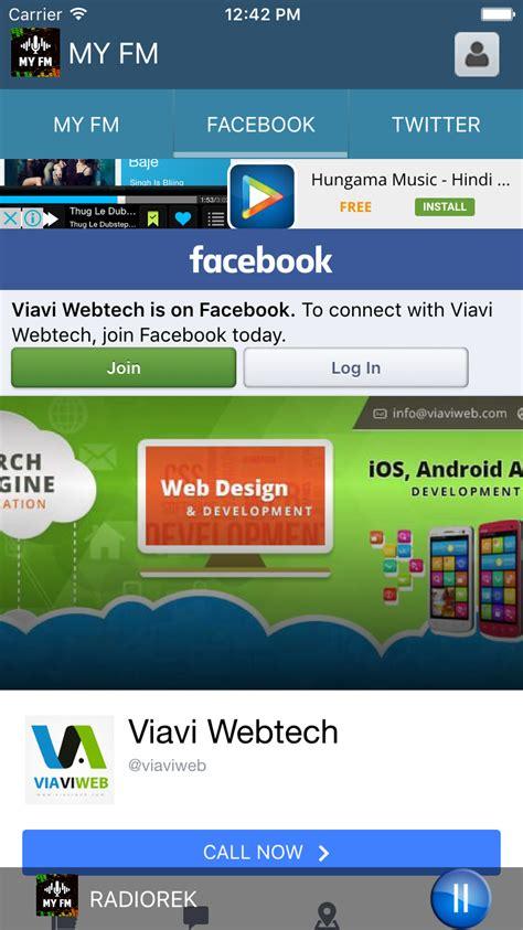 my fm my fm ios by viaviwebtech codecanyon