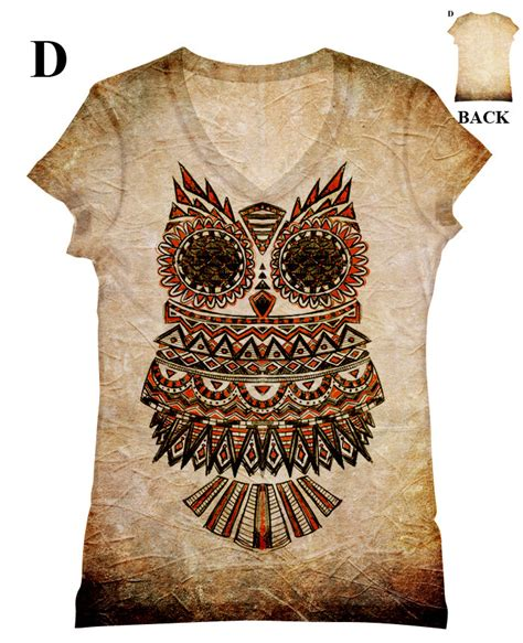 Blouse Owl Blouse Owl Merah large extended big and plus size owl