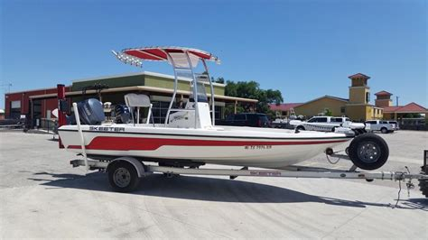 skeeter boat value skeeter zx 20 boats for sale in texas